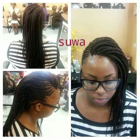 ghana weaving hairstyles pinterest ghana braids into a mohawk hair styles i like