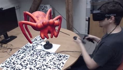 occulus rift ve razer hydra ile sanal sanat stuedyosu