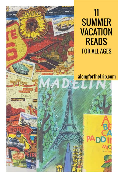 we became summer books 11 summer vacation reads for all ages along for the trip