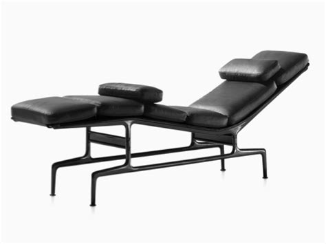 eames chaise lounge seating herman miller