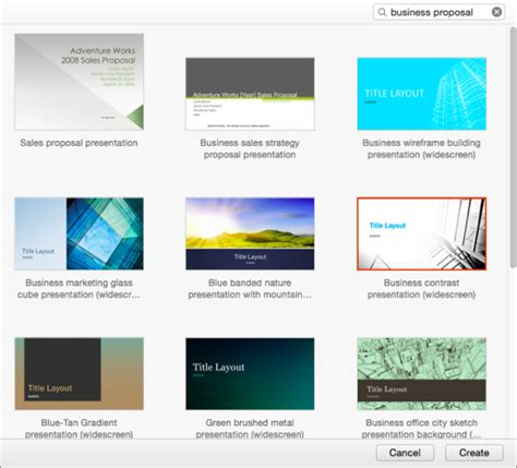 mac powerpoint templates using templates in powerpoint 2016 for mac powerpoint