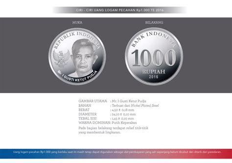 Fb 100 Mendominasi Rp 20000 inilah gambar uang kertas dan logam rupiah baru dari mulai rp 100 sai rp 100 000