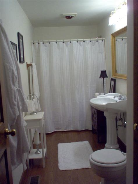small spa like bathroom bathroom from drab to quot spa like quot in a small space