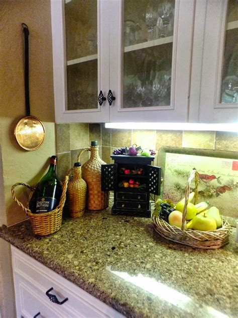 kitchen counter decorating ideas pictures ash tree cottage accessorizing kitchen counters