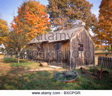 Colony Cottage The Villages Fl by Colonial Cottage In Autumn Fall Sturbridge