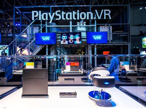Vr Sony sony playstation vr takes europe by at that price