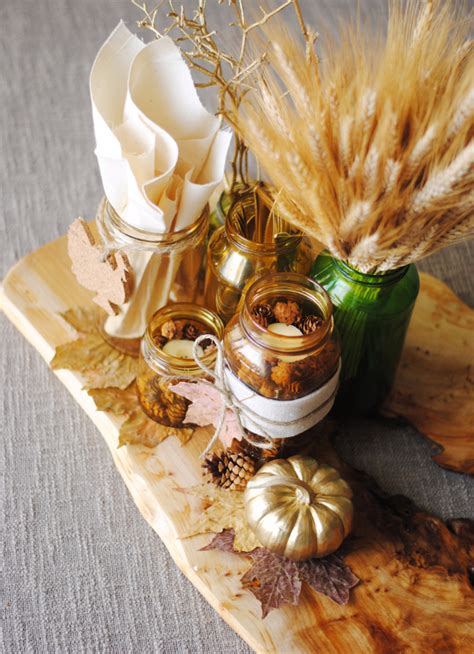 8 Amazing Thanksgiving Centerpieces by 15 Amazing Diy Thanksgiving Table Decor Ideas To Get You
