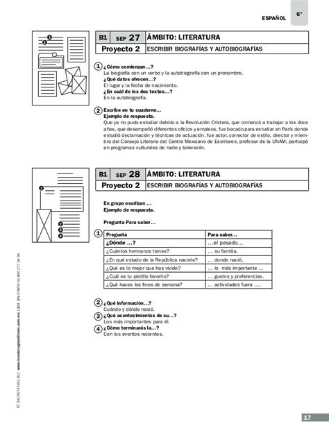 solucionario 6 grado de primaria slideshare solucionario 6 grado de primaria es slideshare