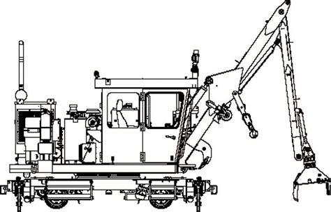 187 2 12 infrastructure maintenance progress rail kershaw 12 12 tie crane