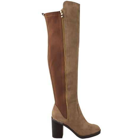 thigh high winter boots national sheriffs association