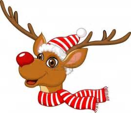 free christmas reindeer clipart the cliparts