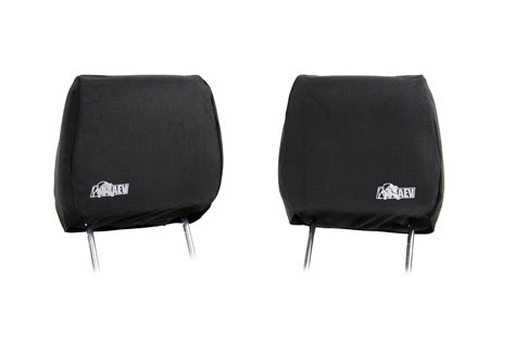 cordura seat covers jeep aev rear cordura headrest covers for 11 18 jeep wrangler