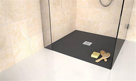 montaggio piatto doccia filo pavimento elax il primo piatto doccia filo pavimento elastico