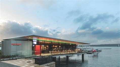 flying boat sydney to london sydney seaplanes opens new empire lounge and museum at