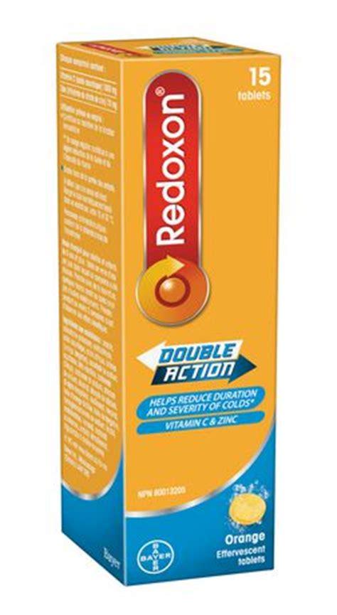 Vitamin Redoxon redoxon 174 vitamin c and zinc orange