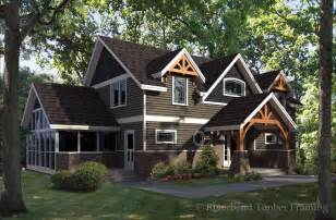 House Plans With Estimated Cost To Build Cattail Lodge Timber Frame Home Floor Plan