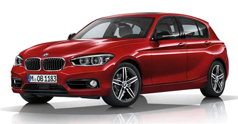 Bmw 1 Series Hatchback Price Philippines by Bmw Ph Releases Refreshed 1 Series And Reveals Price Of