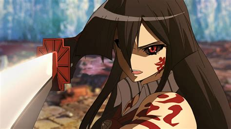 Anime F Kill by Effect Gaming This Weeks Anime Akame Ga Kill