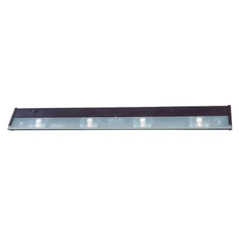 Acclaim Lighting 4 Light 32 in. Bronze Xenon Under Cabinet Light XUC435BZ The Home Depot