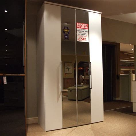 Armoire Wardrobes Clearance by Nolte Mobel Horizon 7000 Wardrobe Clearance At Smiths The
