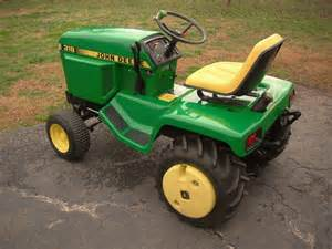 attn all john deere 318 owner s if you want it to last
