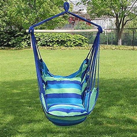 portable porch swing hammock hanging rope chair porch swing seat patio cing