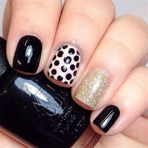 40 Easy Amazing Nail Designs For Short Nails ? Nail Art
