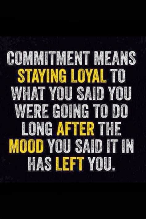 Commit To Commitment by Joe S Journey To Day 155 Redefining Quot Commitment