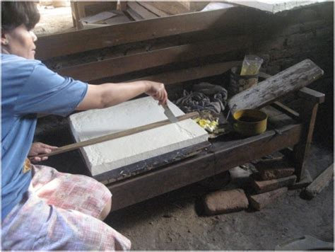 Pmj 8 Gilingan Kedelai Tahu usaha kecil menengah tahu jowah vi desa iptek untuk