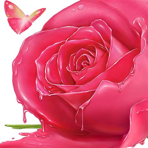theme rose android amazon com pink rose theme appstore for android