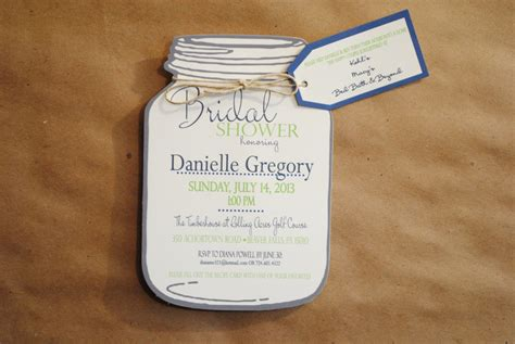 mason jar templates for invitations bridal shower invitation templates mason jar bridal shower