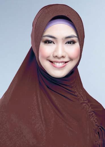 Jilbab Serut Lycra zoya indojilbab