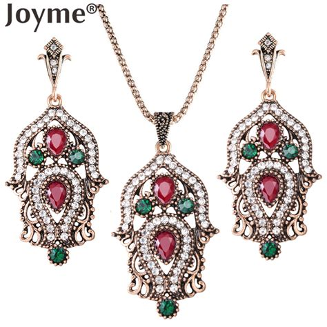 bridal jewelry michelles vintage jewelry new luxury imitation vintage jewelry sets for women bridal