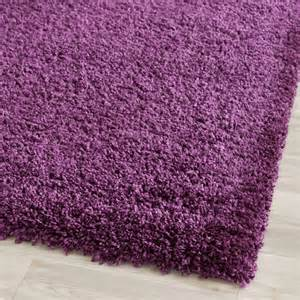 safavieh california shag purple area rug reviews wayfair