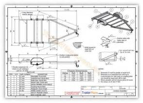 diy hard floor cer trailer plans 187 pdf diy trailer plans wooden rowing boat plansboat4plans