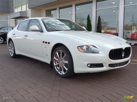 maserati white price 2012 maserati granturismo white 200 interior and
