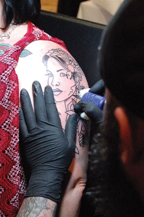 tattoo expo wv gaining new perspectives and new ink at w va s annual