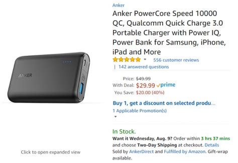 deals alert 10 under items on amazon without prime deal alert anker 6 usb a to usb c cable just 10 at