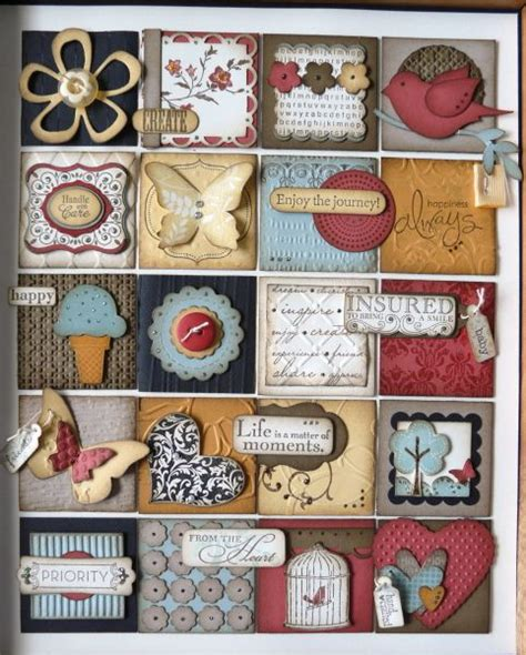 Card Collage Ideas - the world s catalog of ideas