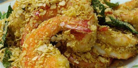 Minyak Goreng Dua Udang resepi udang goreng nestum resepi bonda