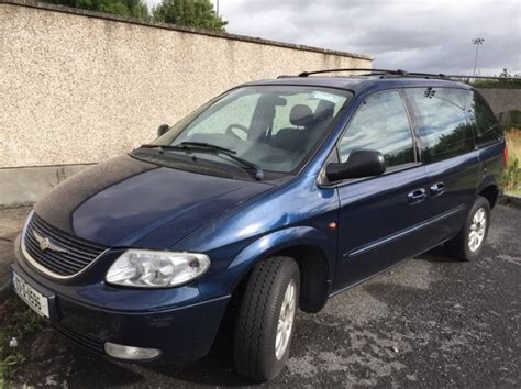 how cars engines work 2003 chrysler voyager electronic toll collection 2003 chrysler voyager for sale for sale in clane kildare from thebigbear