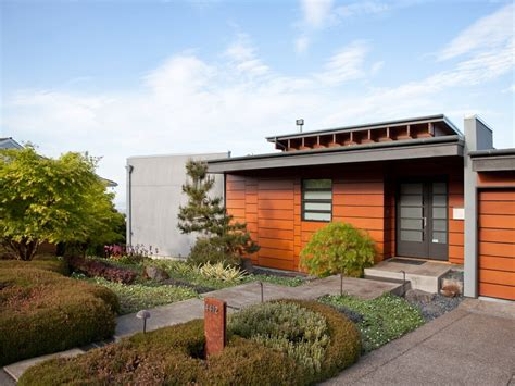 1980s contemporary house remodel pacific northwest contemporary homes 1980s contemporary