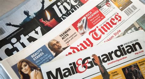 africa news news and headlines from south africa egypt a guide to south african newspapers