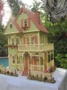 How To Build A Dollhouse Bookcase Dollhouses By Robin Carey New Gothic Victorian Dollhouse