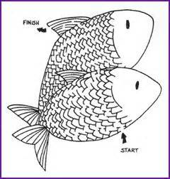 The Of Fish And Other Story Story Mazes Activity Book fishers of maze and on