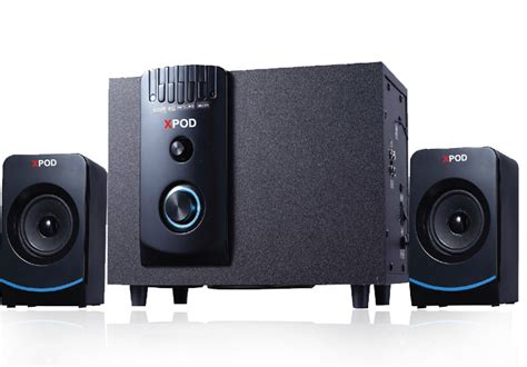 Genius Speaker Multimedia Stereo Sp U120 xpod xp 1950i 2 1 multimedia speakers price in pakistan