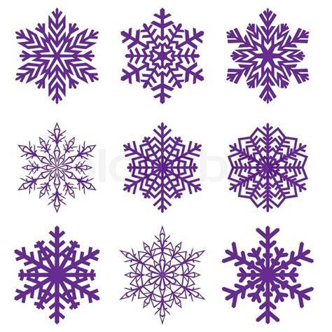 Fensterdeko Weihnachten Stock by Stock Vektor Dekorative Schneeflocke Vector