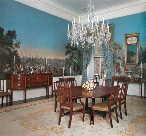 white house dining room family residence dining room white house museum