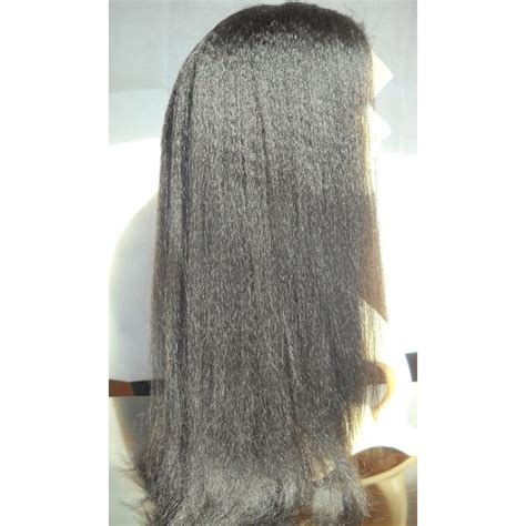 Introducing Shoptalk The Weave Promo by Glueless Lace Front Wig With Silk Top Discount Wig Supply