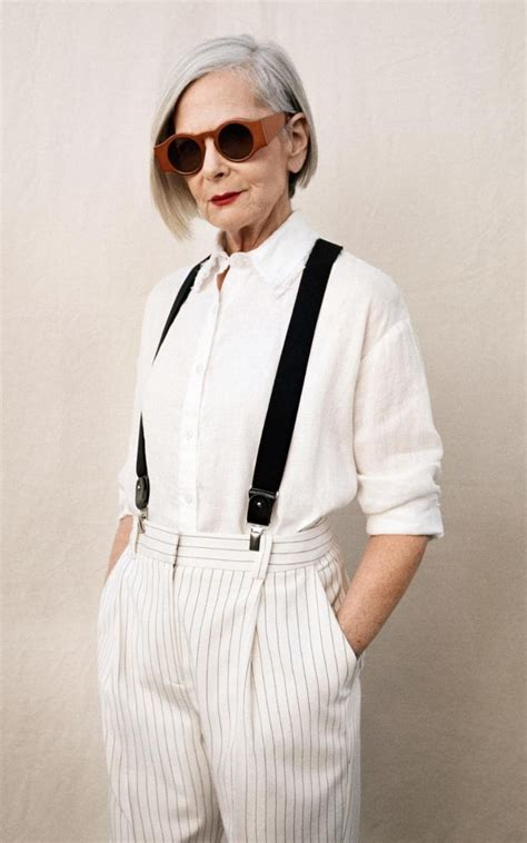 style for 64 yesr old women meet lyn slater the 63 year old university professor who
